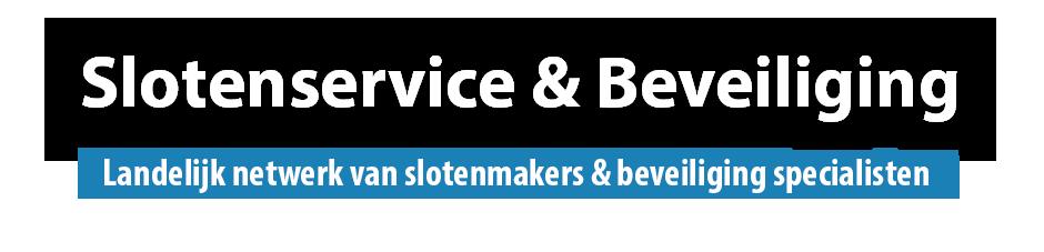 Slotenmaker & beveiliging specialist